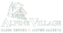 Alpine Village Cabin Resort Logo
