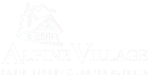 Alpine Village Cabin Resort Logo