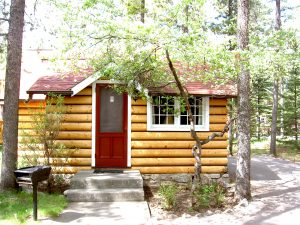 Exterior of Individual Heritage Sleeping Cabin