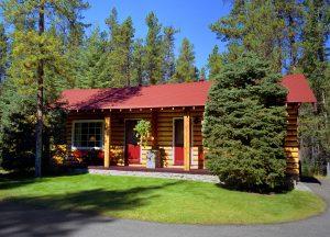 Exterior of Heritage Sleeping Cabin
