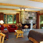 King Bedroom Suite at Alpine Village Jasper