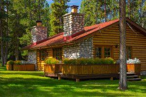 Cabin at Alpine Village Jasper